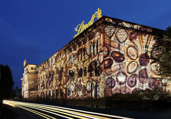 Lindt Chocolate Factory Zurich Tour