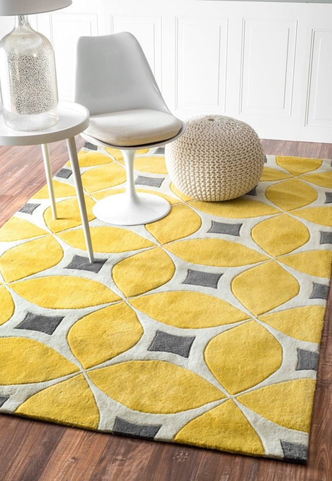 25 Yellow Rug And Carpet Ideas To Brighten Up Any Room Yellow Area Rugs Rugs In Living Room Cool Rugs
