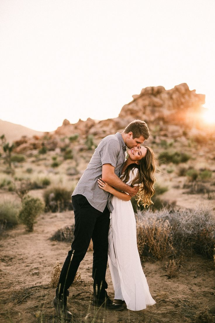 Joshua Tree Engagement Wedding Photography, Palm Springs Engagement Shoot, Palm …