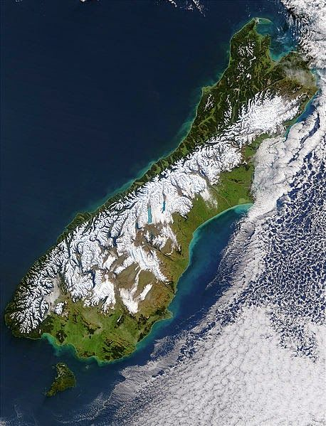 Scientific drilling project underway on Alpine Fault | #GeologyPage