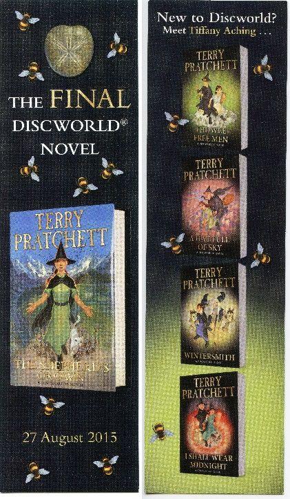 The Shepherds Crown - Terry Pratchett - 2015