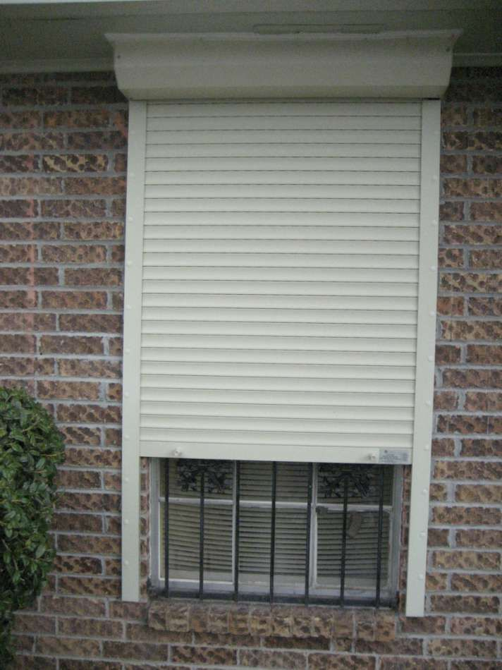 Rolling Shutters Are The Ultimate Solution When You Want To Protect What S Behind Your Windows And Doors Wi Shutters Roll Down Hurricane Shutters Roller Doors