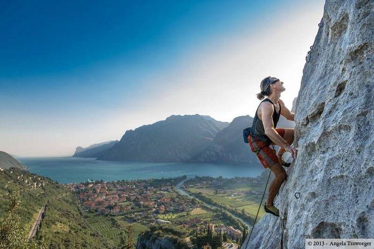 Climbing - Lake Garda