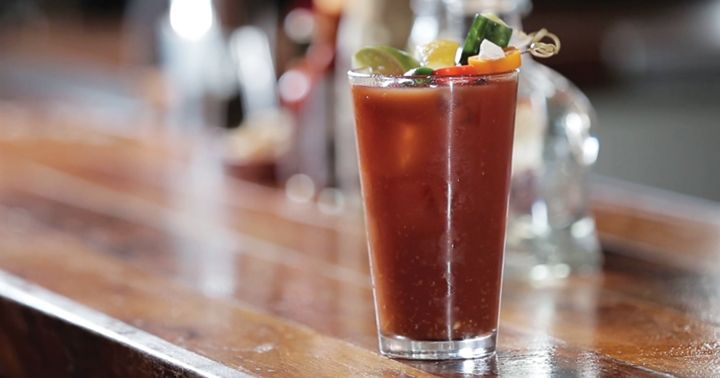 how to make a bloody mary with tequila