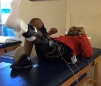 A glimpse inside NaVorro Bowman'srehabilitation