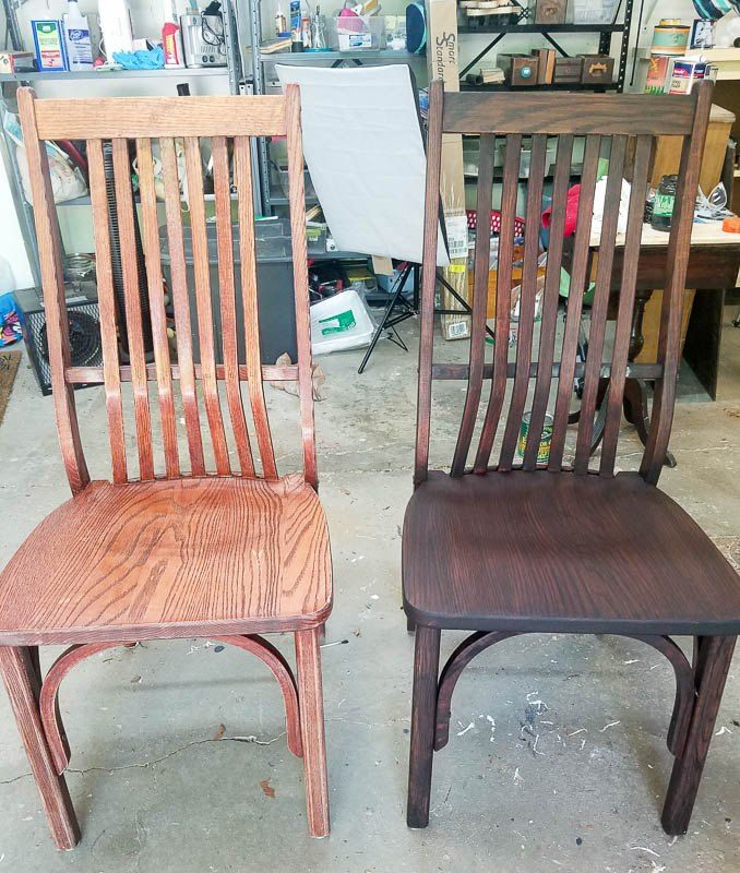 Restoring Wood Furniture Without Stripping Restaining Wood Furniture Raw Wood Furniture Restore Wood