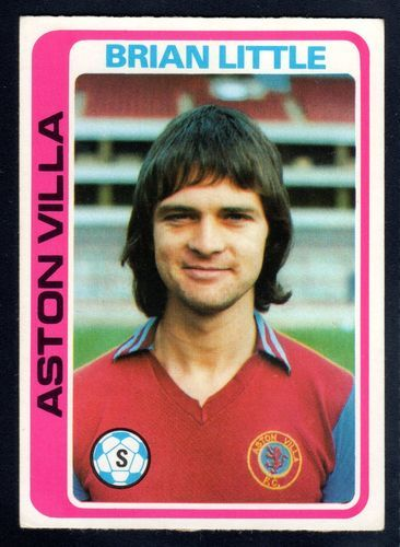 BRIAN LITTLE-ASTON VILLA