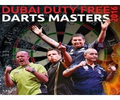 Duty Free Darts Masters Tickets for Sale