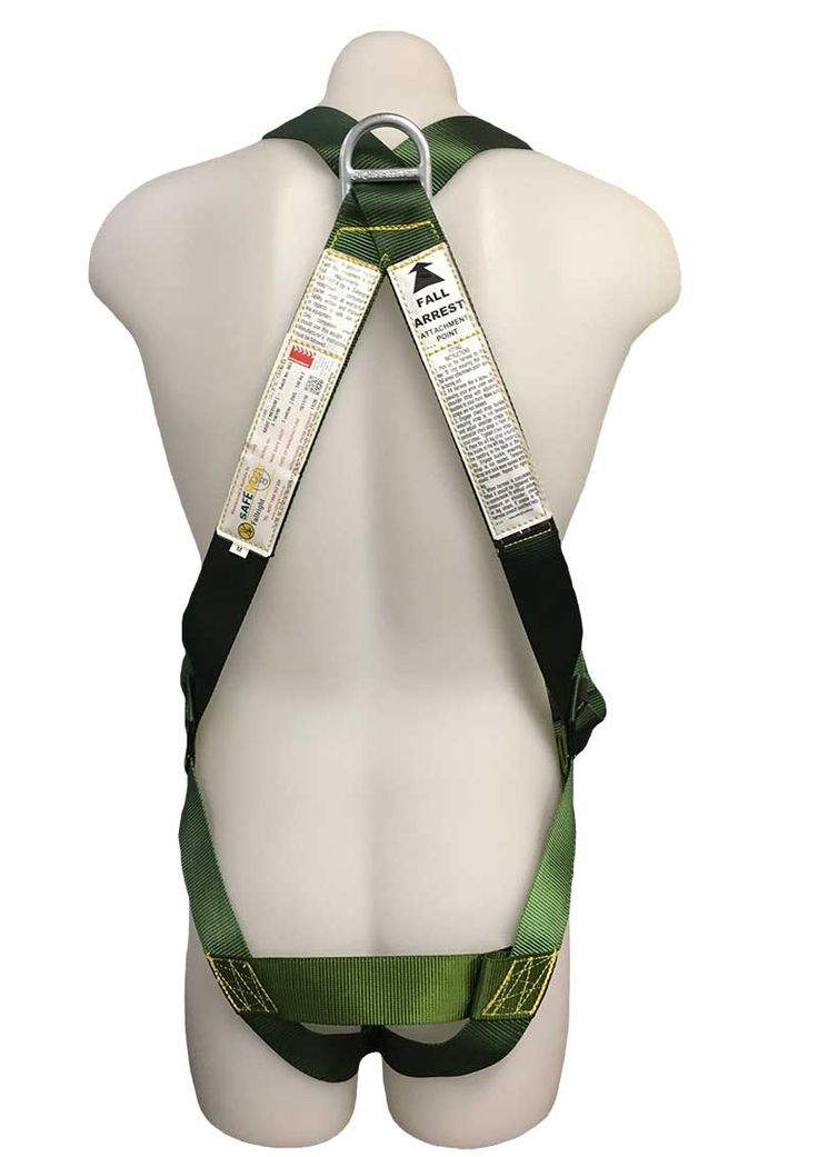 H10 Basic Working at Heights Harness