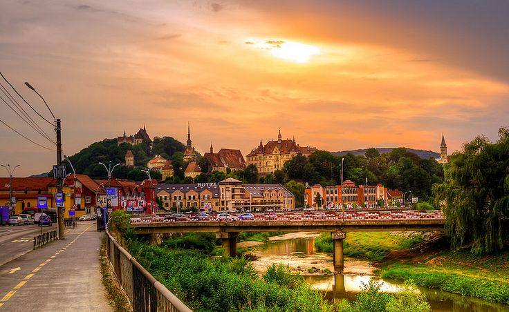 "I always wanted to capture an amazing sunset over the medieval citadel of Sighisoara. On my last trip there, I managed to capture some sunset photos of the citadel because we were walking in the area as the sun started to set. In the background of the photo you can see the entire medieval citadel … Continue reading ""Sighisoara At Sunset"""