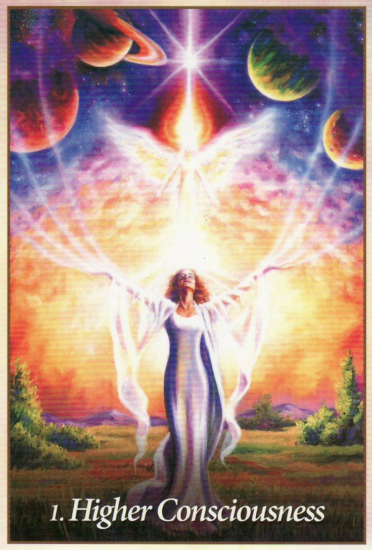 49 Best Angel & Oracle Cards Images On Pinterest