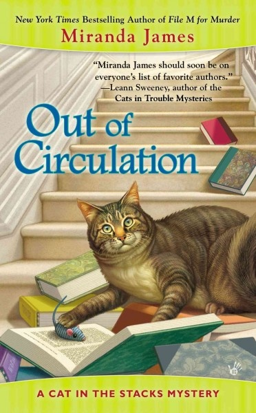 Out of Circulation (Cat in the Stacks Mysteries) | Miranda James