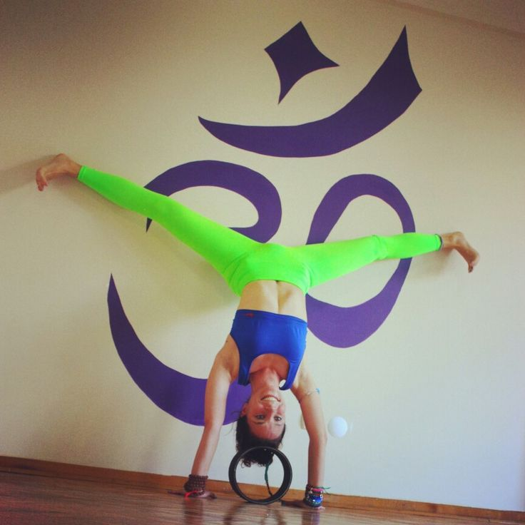 #yoga #om #colourful