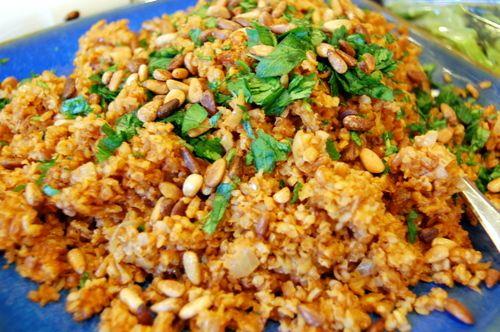 how to cook turkish bulgur