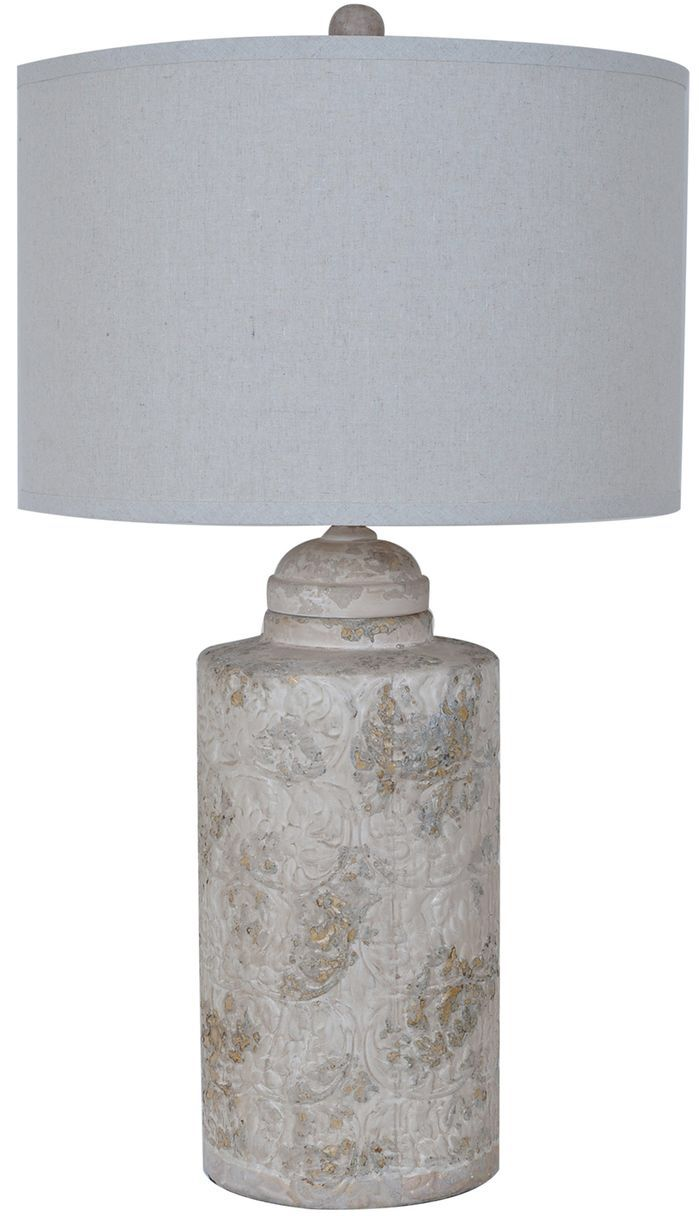 "Camden Canister 31.5"" Table Lamp"