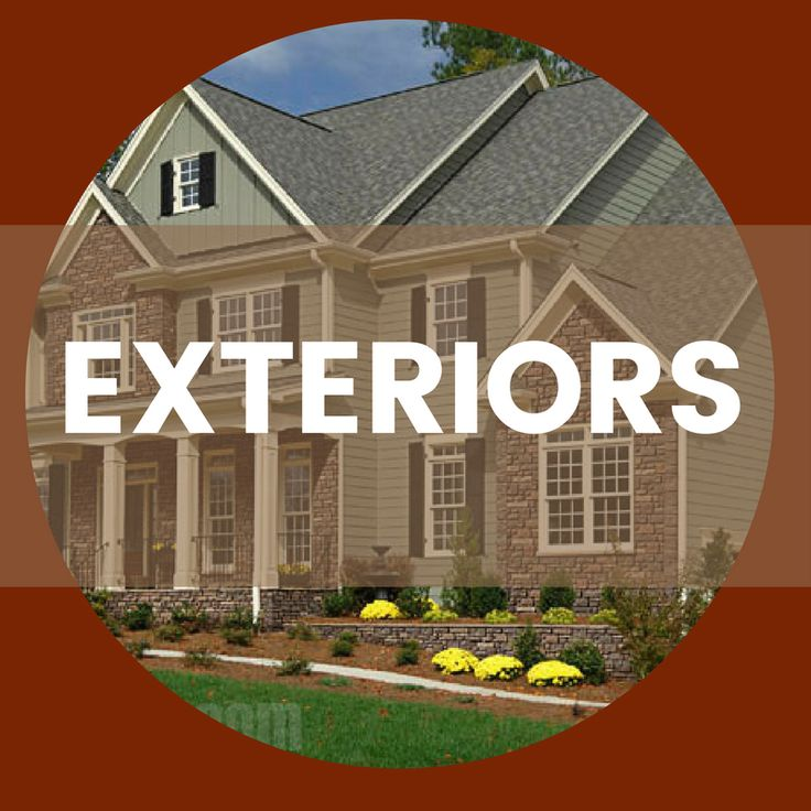 Exterior Home Painting Cost: Pin By Barron Designs On Exterior Remodel