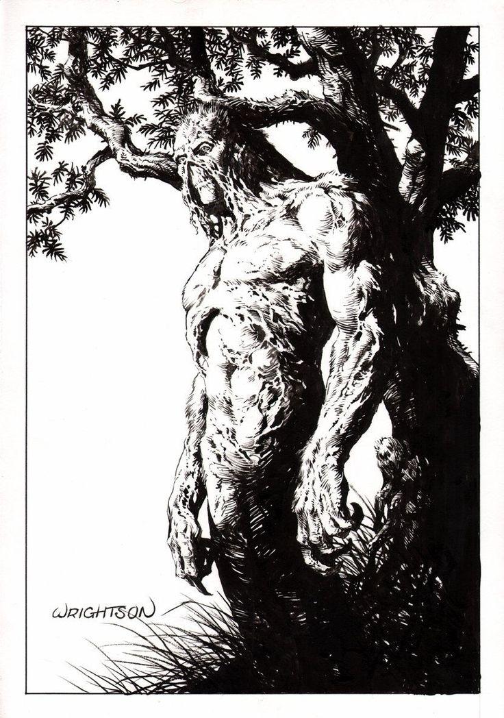 Swampthing, Bernie Wrightson