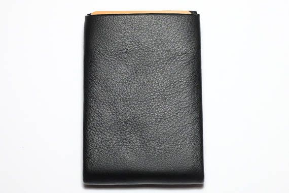 Check out this item in my Etsy shop https://www.etsy.com/uk/listing/226910282/leather-wallet-mens-wallet-minimalist