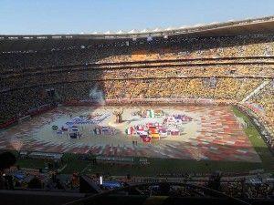 #football #stadium . FNB Stadium – South Africa