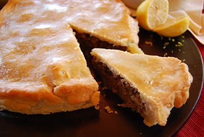medieval recipe for a mincemeat pie that was actually made for henry the viii!