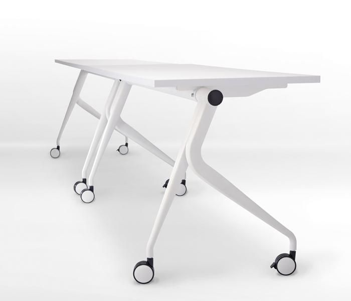 Arctia | UCI Table, by Lamex.  Folding table. Can be linked together to accommodate a range of applications such as training, team meetings and conferences in a variety of configurations. uci.com.au