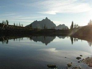 Backpacking in Washington: Washington, Horns, Lakes Pct, Horn Snowy Lakes, Alpine Lakes, Lakes 23, Hiking