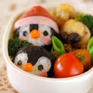 Penguin Sushi!
