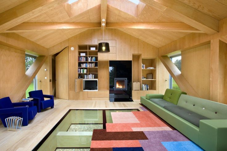Balancing Barn, Mole Architects