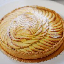Ma recette du jour : Tarte aux pommes sur Recettes.net