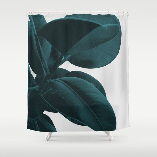 Long way home Shower Curtain by Hanna Kastl-Lungberg