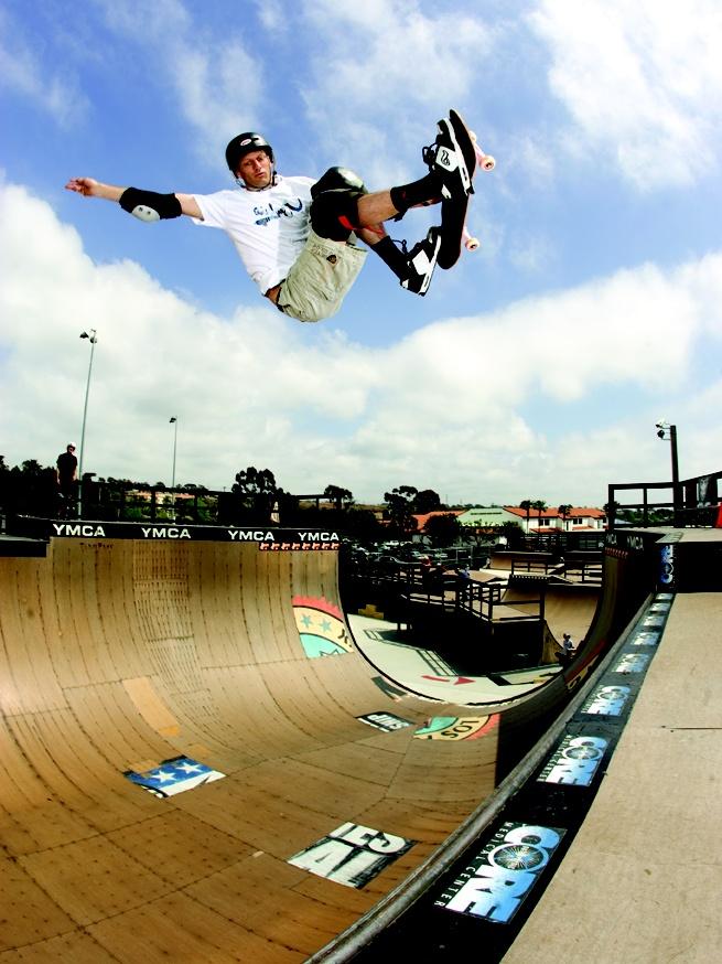 Tony Hawk - Air  #skate