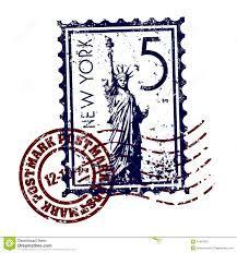 Resultado de imagen para formato de postal ny