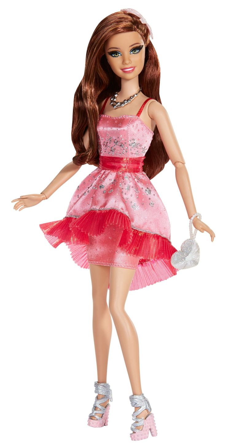14 best Fashionistas Party Glam Mode images on Pinterest | Mattel ...
