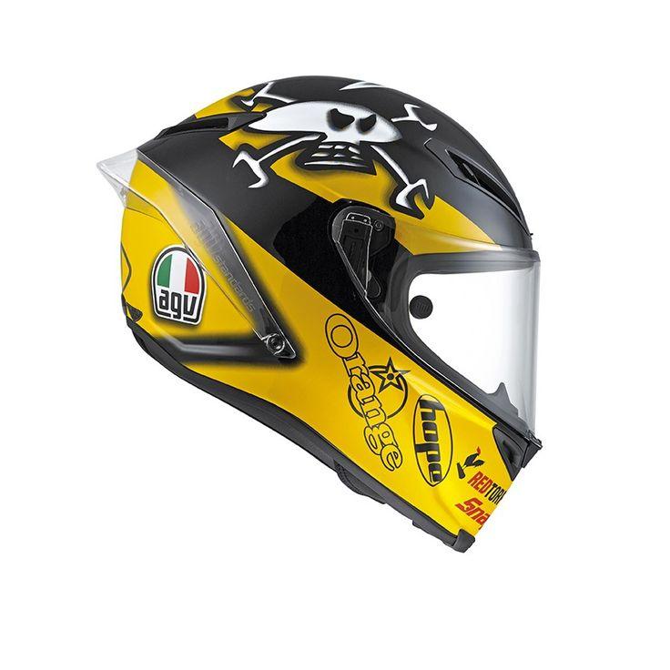 Caschi da moto Integrali AGV CORSA E2205 REPLICA - GUY MARTIN