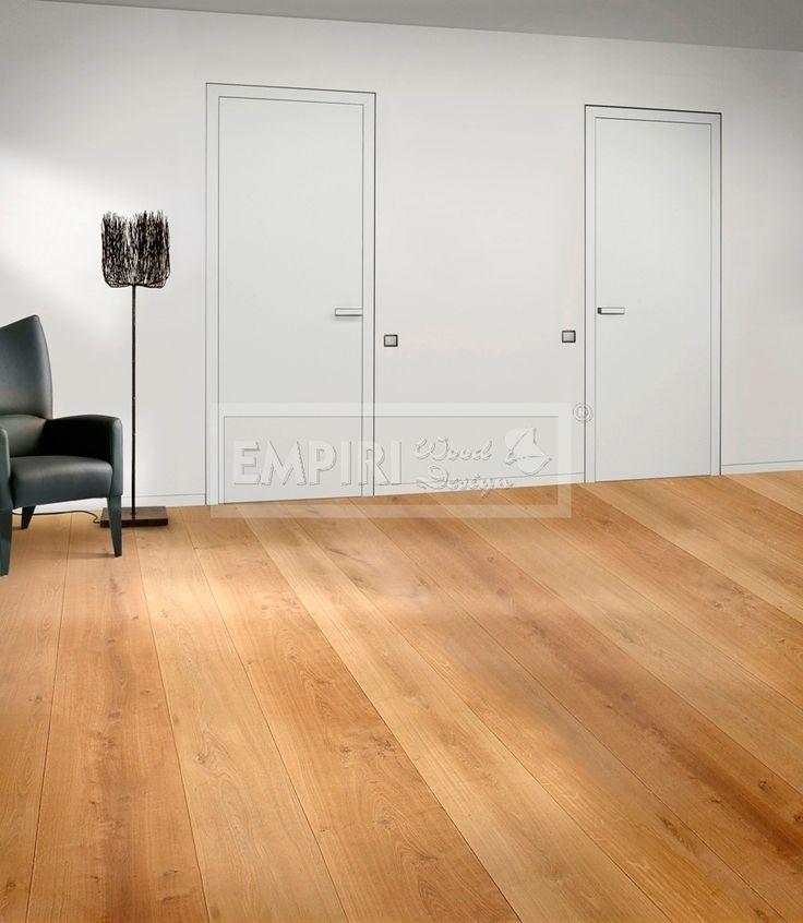 Třívrstvá dřevěná podlaha Dub trinity