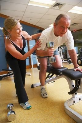 The best exercises for men over 50!