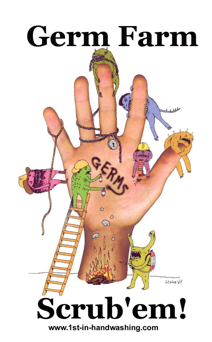 Kitchen safety poster project - Free Asrt Ceu For Radiology Techs Update On Hand Hygiene