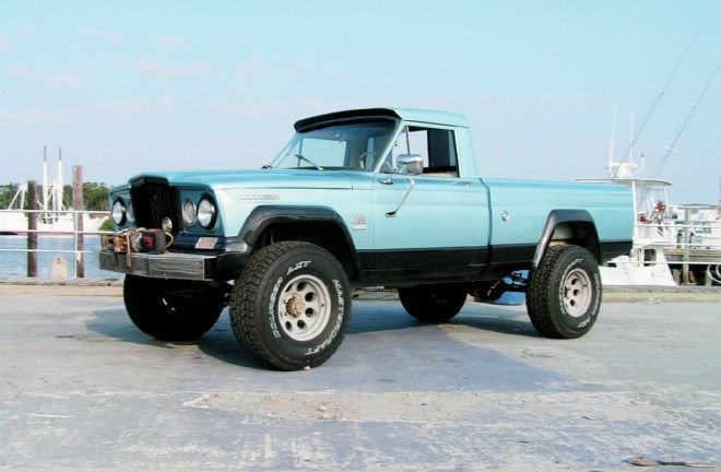 Jeep Gladiator | 1967 Jeep Gladiator - Photo 79428857 - Jeep Shots - February 2015