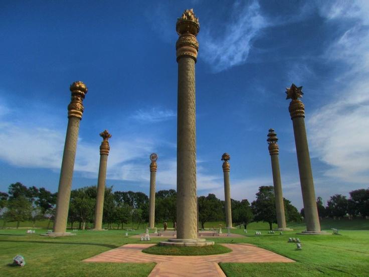 Rajiv Gandhi Memorial at singara chennai