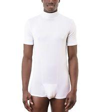 Bodywear Shop - Mens Bodysuit Leotard Underwear Business Shirt Body