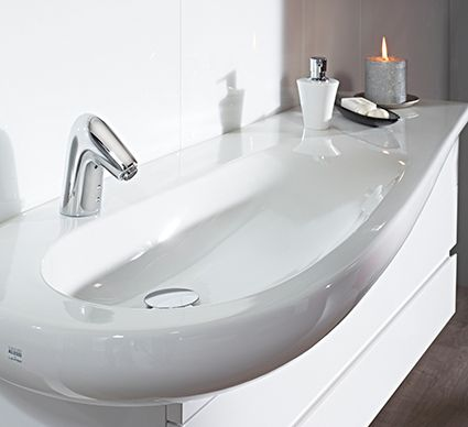 8514f il bagno alessi one by oras touchless wash basin faucet faucets with a rapid pop up - Bagno alessi prezzi ...