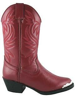 Kids Western Boots in Red...love these boots for kids..  Kaitlyn had a pair and loved them...too bad she grew out of them.. :(