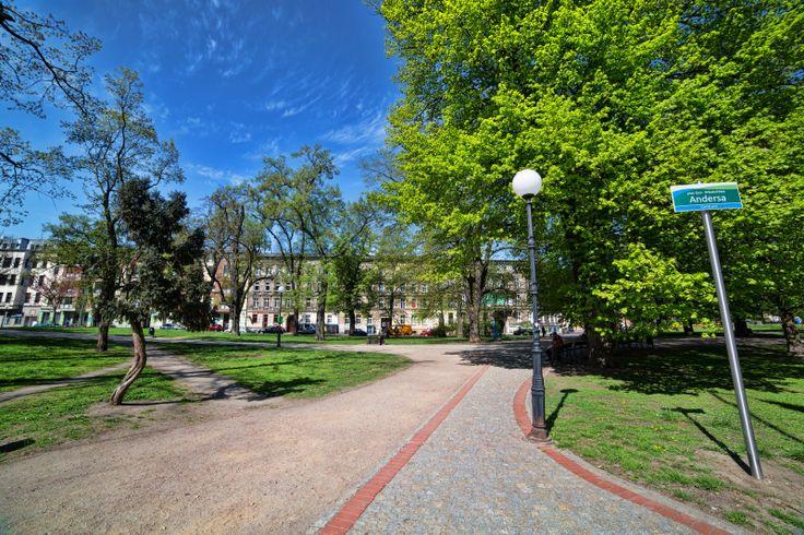 Plac Generała Władysława Andersa