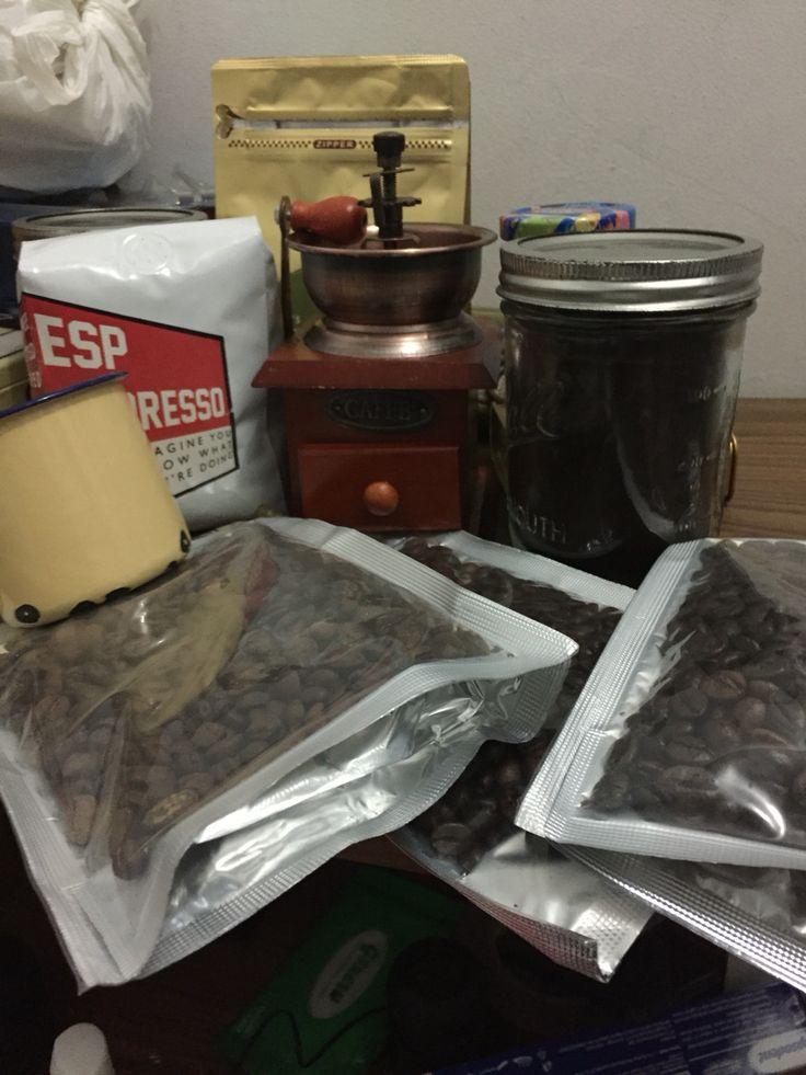 Indonesian coffee beans #kopi #indonesia #coffee #coffeeaddict #espresso