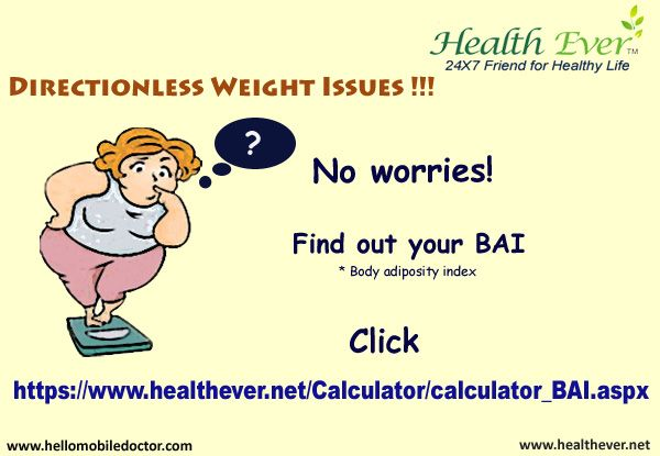 Directionless #Weight Issues !!!  Your body adiposity index is a measure of the percentage of your total body mass that is composed of fat. #healthyliving #healthcare #healthy tips