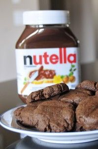 Pinterest Recipe Wins: Nutella Cookies