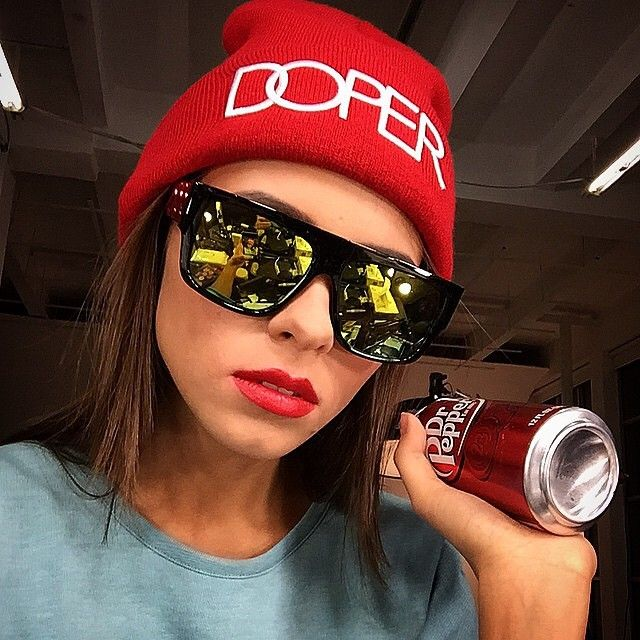 Shop les bonnets TrueSpin sur DefShop / http://www.def-shop.fr/truespin-doper-beanie-red.html?refKey=72idPB2q2?smm=fr.pinterest.post #beanie #doper #streetwear #fashion