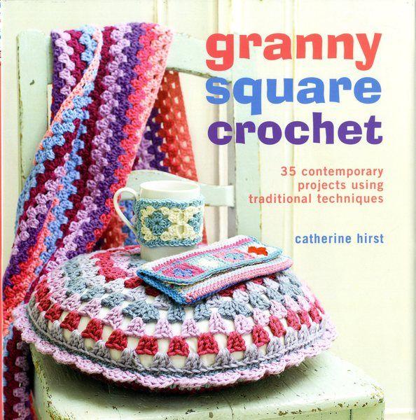 Granny Square Crochet(Hardback):9781782490807