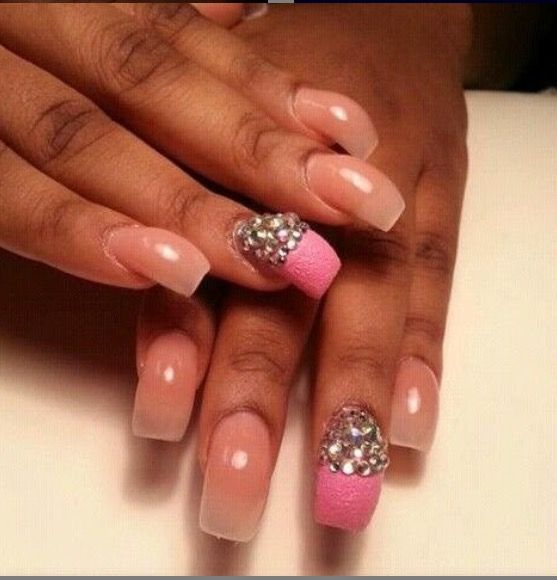 61 best curved nails images on Pinterest | Acrylic nail designs ...
