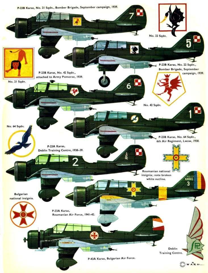 PZL P-23 Karaś